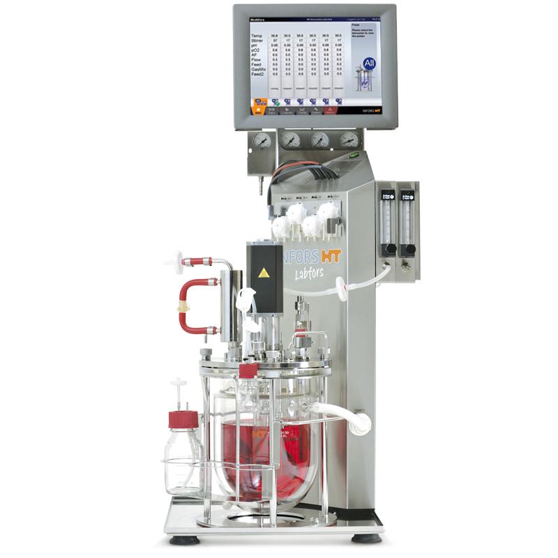 Биореактор Labfors 5 для микробных культур 13 л